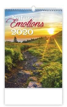 Nástěnný kalendář 2018 Nature Emotions