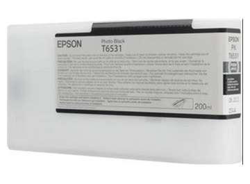 Cartridge Epson C13T653100 - černá