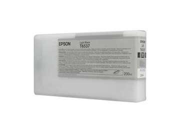 Cartridge Epson C13T653700 - světle černá