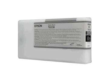 Cartridge Epson C13T653800 - matná černá