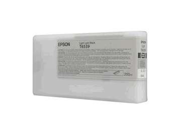 Cartridge Epson C13T653900 - světlá černá