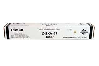 Toner Canon C-EXV47BK, černá