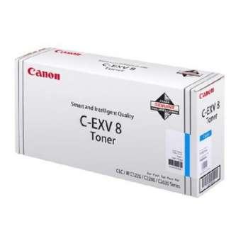 Toner Canon C-EXV8C - azurový