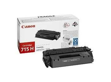 Toner Canon CRG-715H - černý