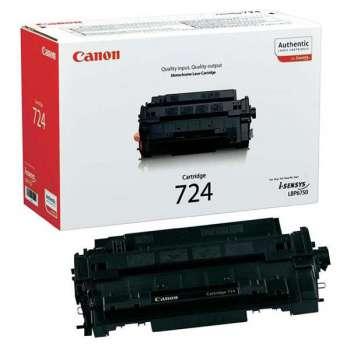 Toner Canon CRG-724 - černá