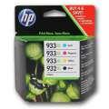 Cartridge HP C2P42AE, č. 932XL/933XL - 4 barvy