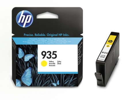 Cartridge HP C2P22AE - žlutá