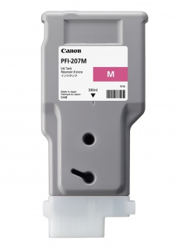 Cartridge Canon PFI-207M - purpurová