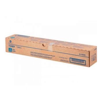 Toner Konica Minolta A11G450 - azurový