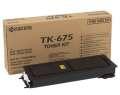 Toner Kyocera TK-675 - černá