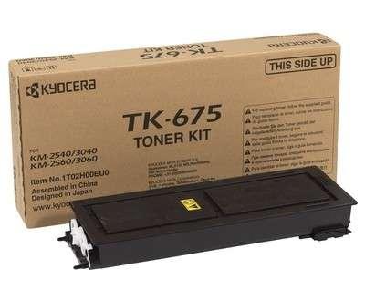 Toner Kyocera TK-675 - černý