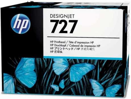Tisková hlava HP B3P06A/727
