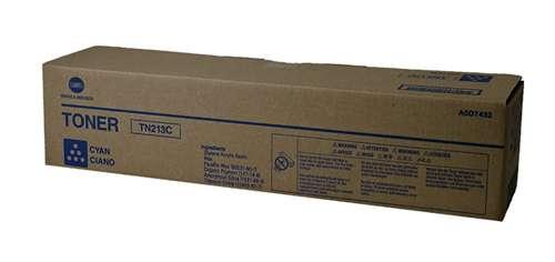 Toner Konica Minolta A0D7452 - azurový