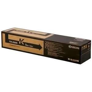 Toner Kyocera TK-8305K - černý