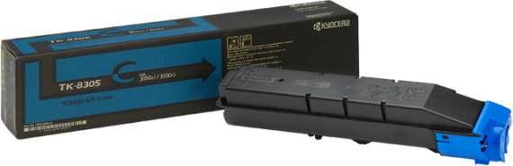 Toner Kyocera TK-8305C - azurový
