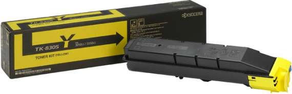 Toner Kyocera TK-8305Y - žlutá