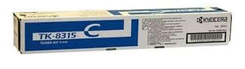 Toner Kyocera TK-8315C - azurová