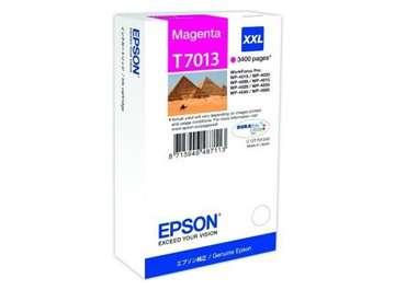 Cartridge Epson C13T70134010 - purpurová