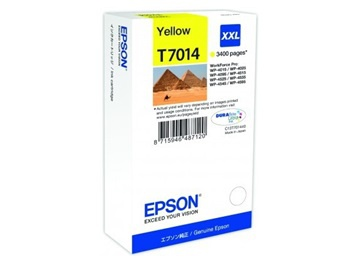 Cartridge Epson C13T70144010 - žlutá