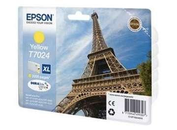 Cartridge Epson C13T70244010 - žlutá