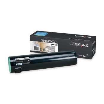 Toner Lexmark X945X2KG - černá