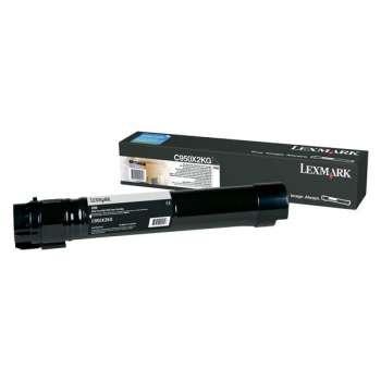 Toner Lexmark C950X2KG - černá