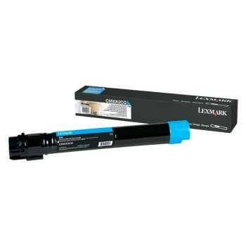 Toner Lexmark C950X2CG - azurová
