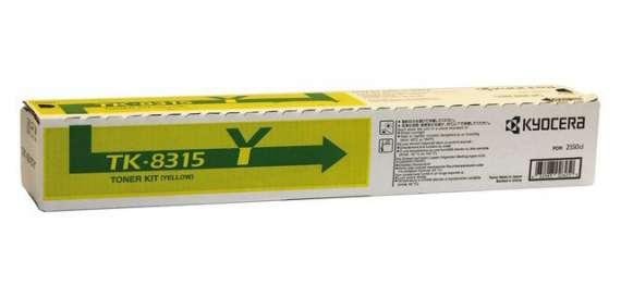Toner Kyocera TK-8315Y - žlutá