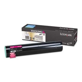 Toner Lexmark X945X2MG - purpurová