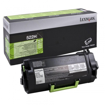 Toner Lexmark 52D2H00 - černý