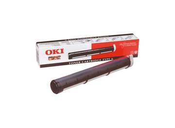 Toner OKI 01103402 - černá