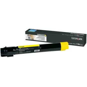 Toner Lexmark C950X2YG - žlutá
