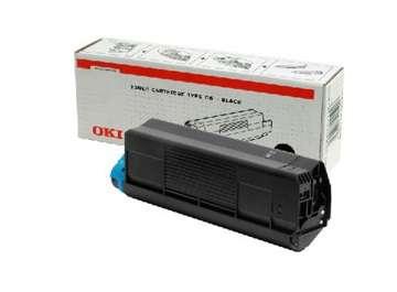 Toner OKI 44643004 - černá