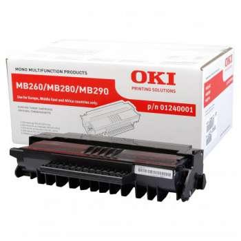 Toner OKI 01240001 - černý
