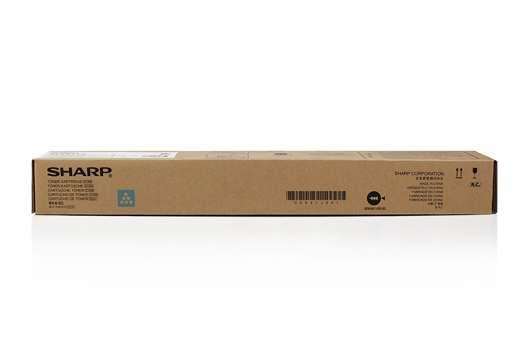 Toner Sharp MX51GTCA - azurový