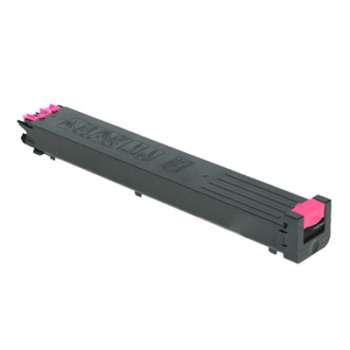 Toner Sharp MX51GTMA - purpurová