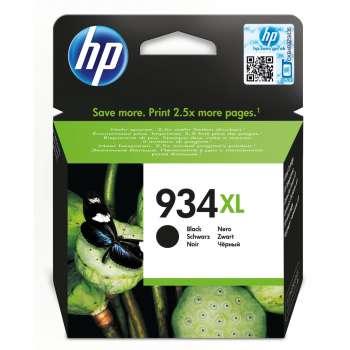 Cartridge HP C2P23AE#BGY C2P23AE 934XL - černá