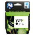 Cartridge HP C2P23AE, č. 934XL - černá