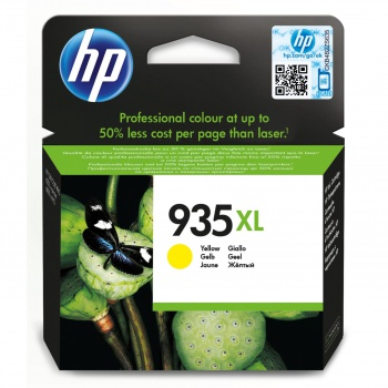 Cartridge HP C2P26AE#BGY C2P26AE 935XL - žlutá