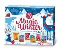 Kolekce čajů Teekanne Magic Winter - 64 g