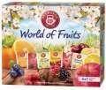 Kolekce ovocných čajů Teekanne World of Fruits