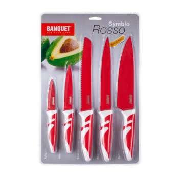 DÁREK: BANQUET 5 dílná sada nožů