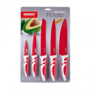 DÁREK: BANQUET 5 dílná sada nožů ZDARMA.