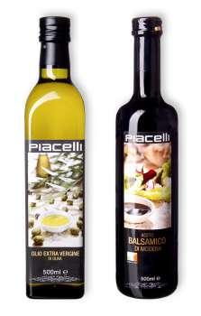 DÁREK: Olivový olej a ocet Balsamico ZDARMA