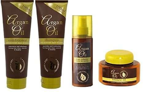 DÁREK: Kvalitní vlasová kosmetika Argan Oil ZDARMA