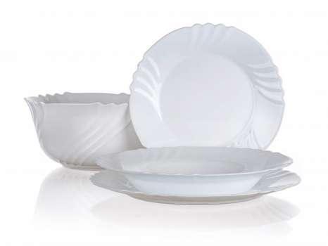 DÁREK: 19dilná sada talířů ORIONE ZDARMA