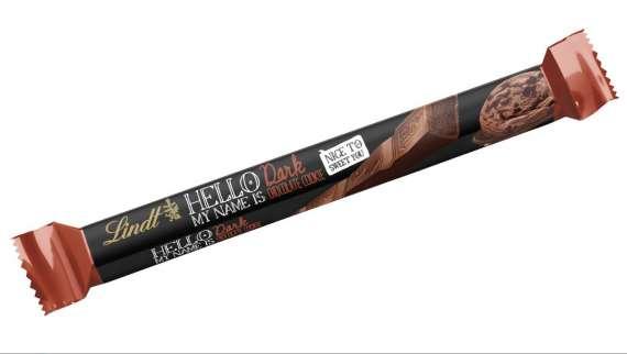 Čokoládová tyčinka Lindt Nougat - 39 g