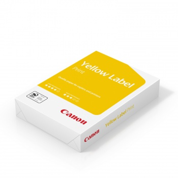 Kancelářský papír Canon Yellow Label A4, 80 g, 500 listů