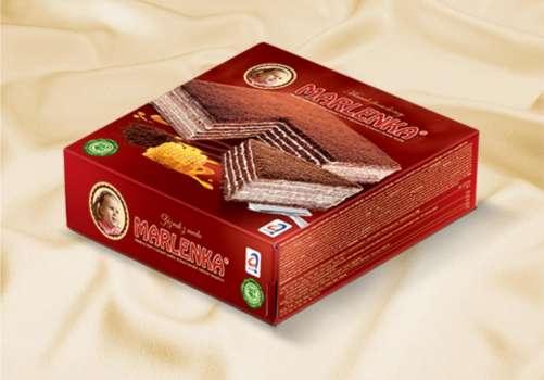 DÁREK: Medový dort MARLENKA® s kakaem