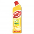 Čisticí WC gel Savo - citrus, 750 ml